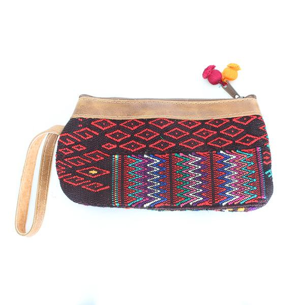 Laguna Embroidered Clutch 129