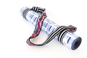 Levanzo Yoga Mat with Carry Strap