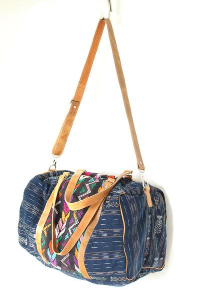 Louis Corte Duffle Bag 2