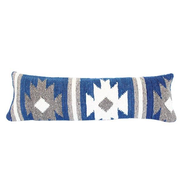 Guatemalan Wool Lumbar Cushion 134
