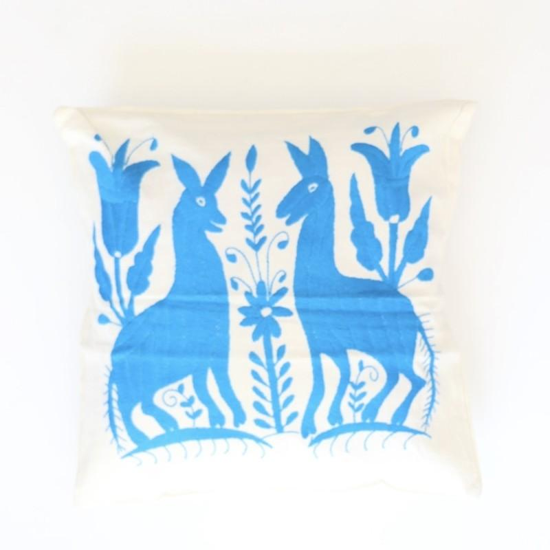 Mexican Otomi Cushion 2