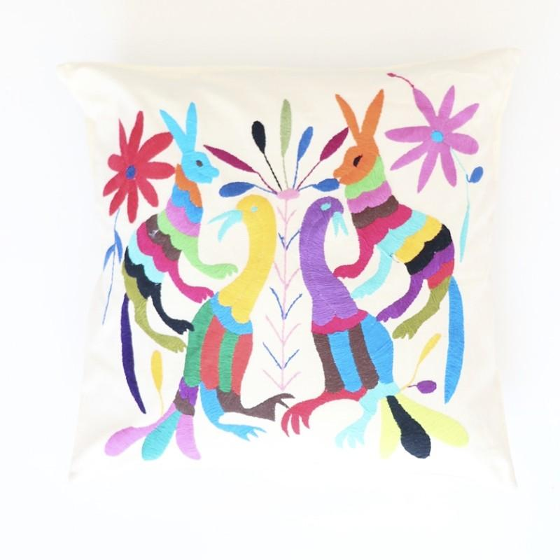 Mexican Otomi Cushion 3