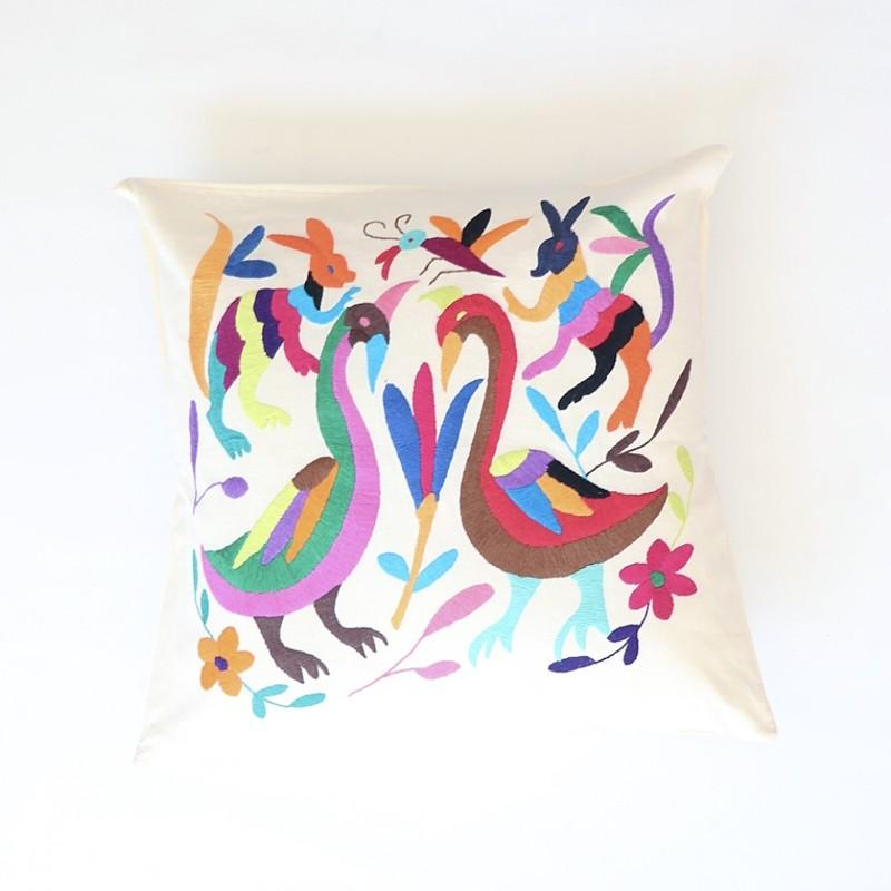 Mexican Otomi Cushion 4