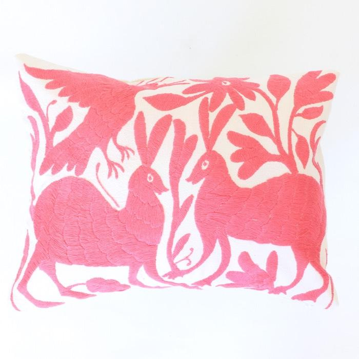 Mexican Otomi Cushion 113
