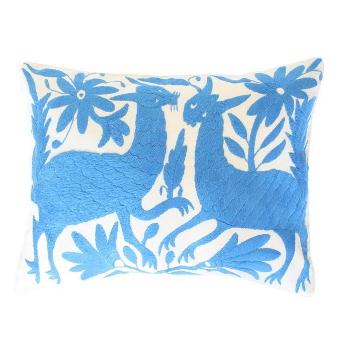 Mexican Otomi Cushion 116
