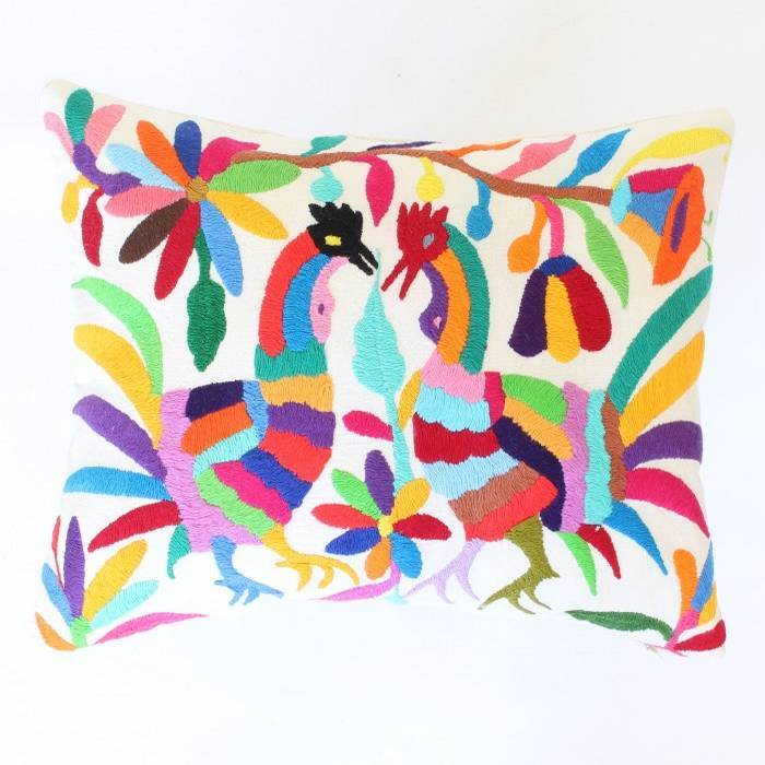 Mexican Otomi Cushion 147