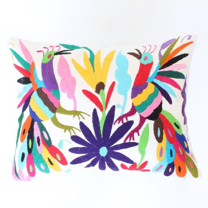 Mexican Otomi Cushion 148