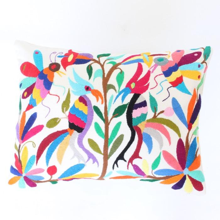 Mexican Otomi Cushion 153