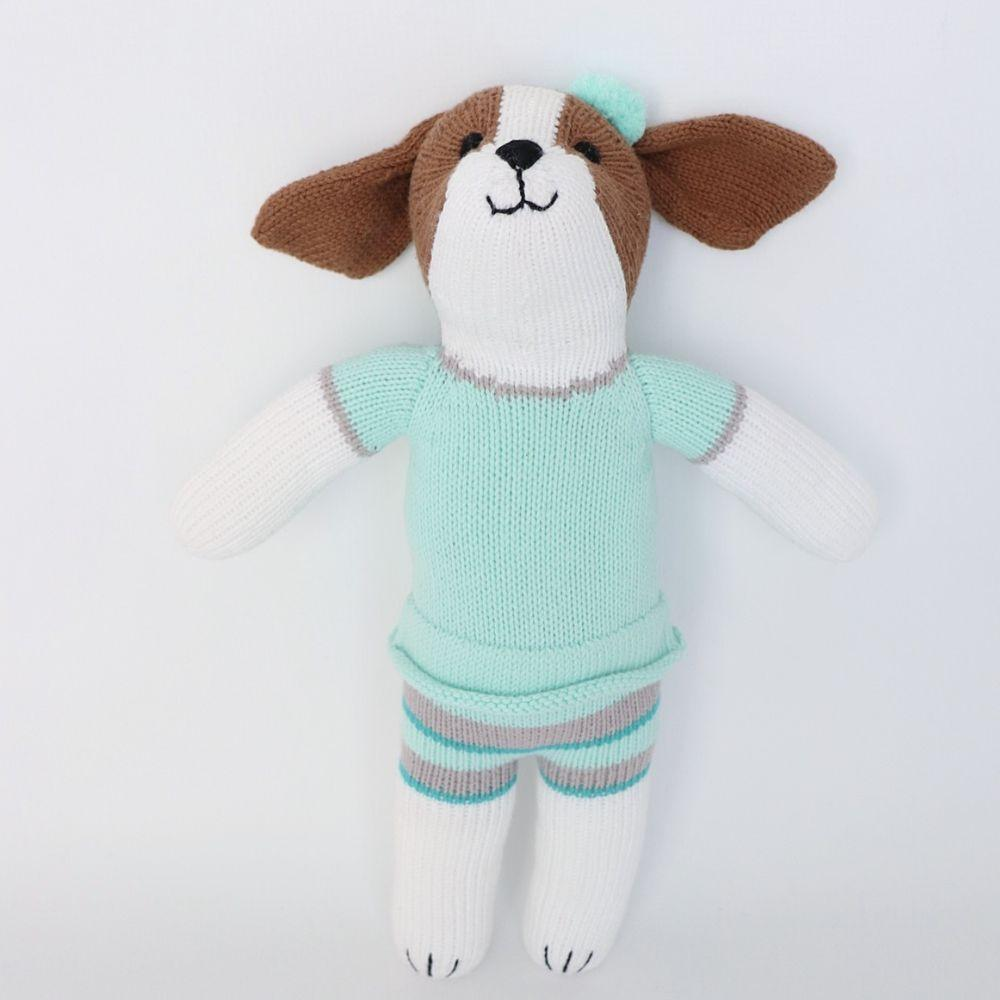 Fair trade stuffed animal