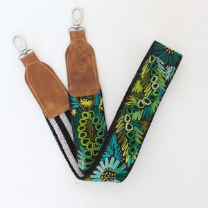 NEWLY EMBROIDERED Camera Strap 2215