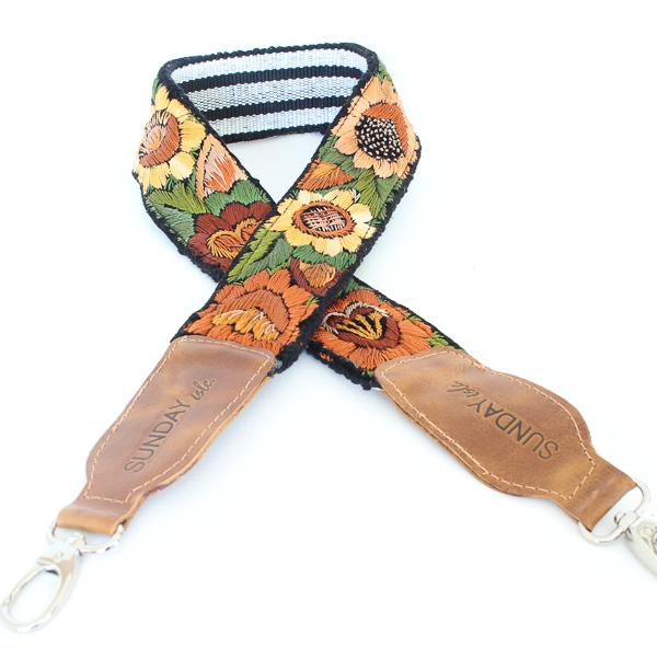new embroidery camera strap