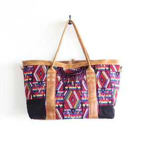 Guatemala one of a kind tote - sundayisle