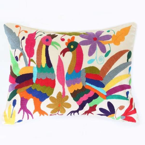 Mexican Otomi Cushion 121