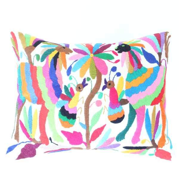 Mexican Otomi Cushion 154
