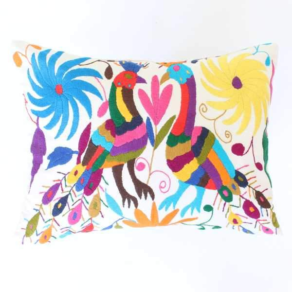 Mexican Otomi Cushion 155