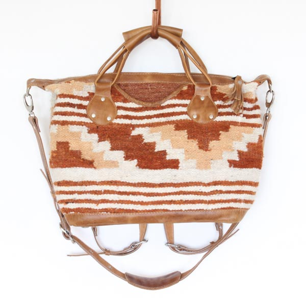 guatemalan wool bag