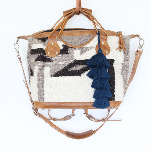 wool nappy bag backpack