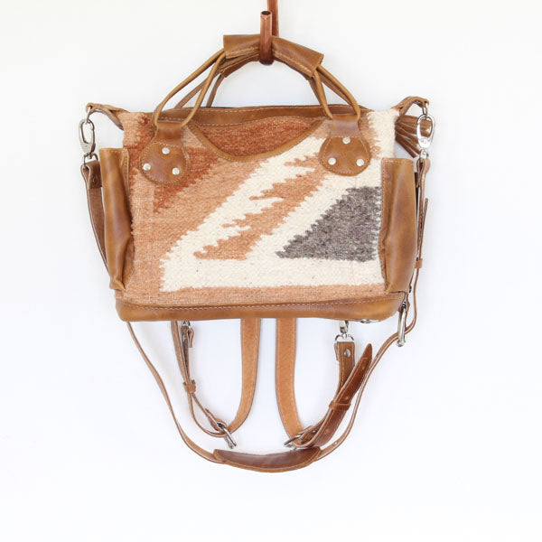 wool bag backpack