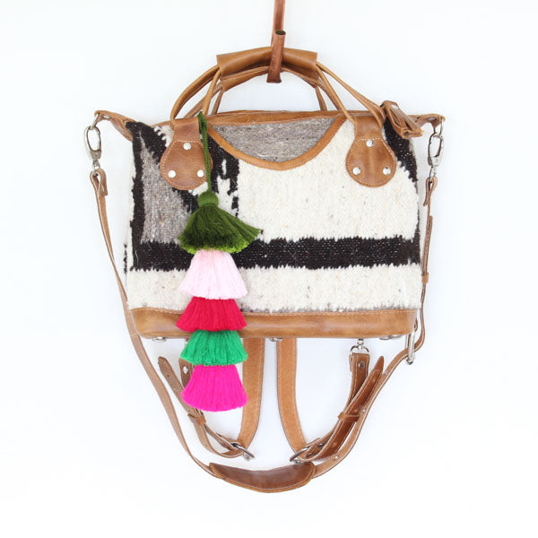 guatemala wool bag