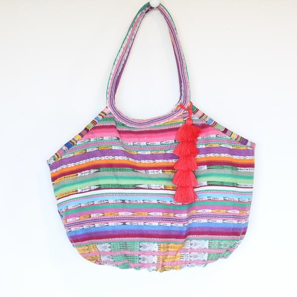 Soleado Beach Bag Ikat 47