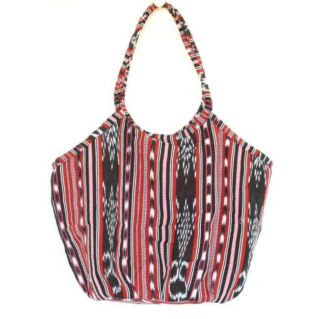 Soleado Beach Bag Sienna Ikat