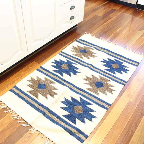 Starry Night II Hand-loomed Floor Rug