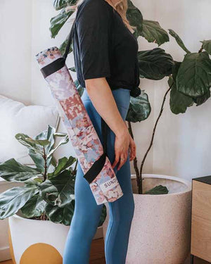 Viaggio Yoga Mat with Carry Strap