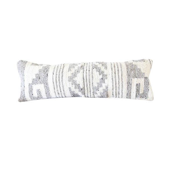 decorative wool pillow
