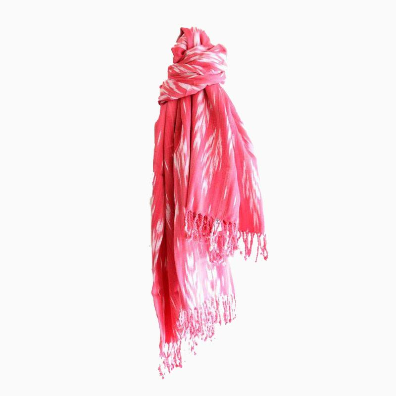 Cotton Candy Tassel Throw - sundayisle
