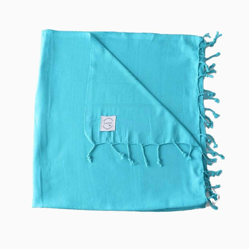 Ollies Towel Turquoise
