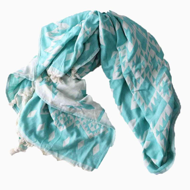 Sultans Towel Turquoise