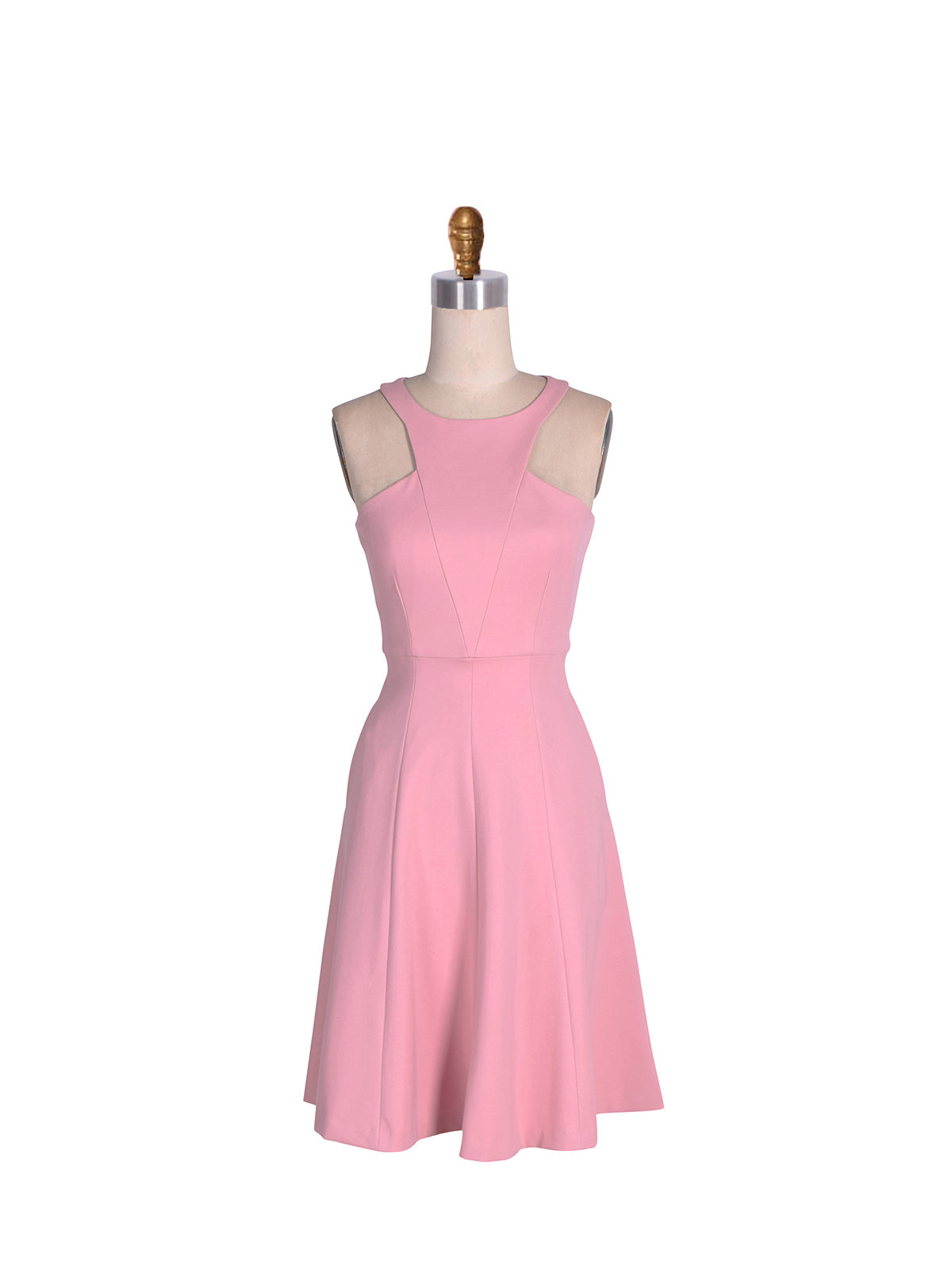 Stella Dress - Blush