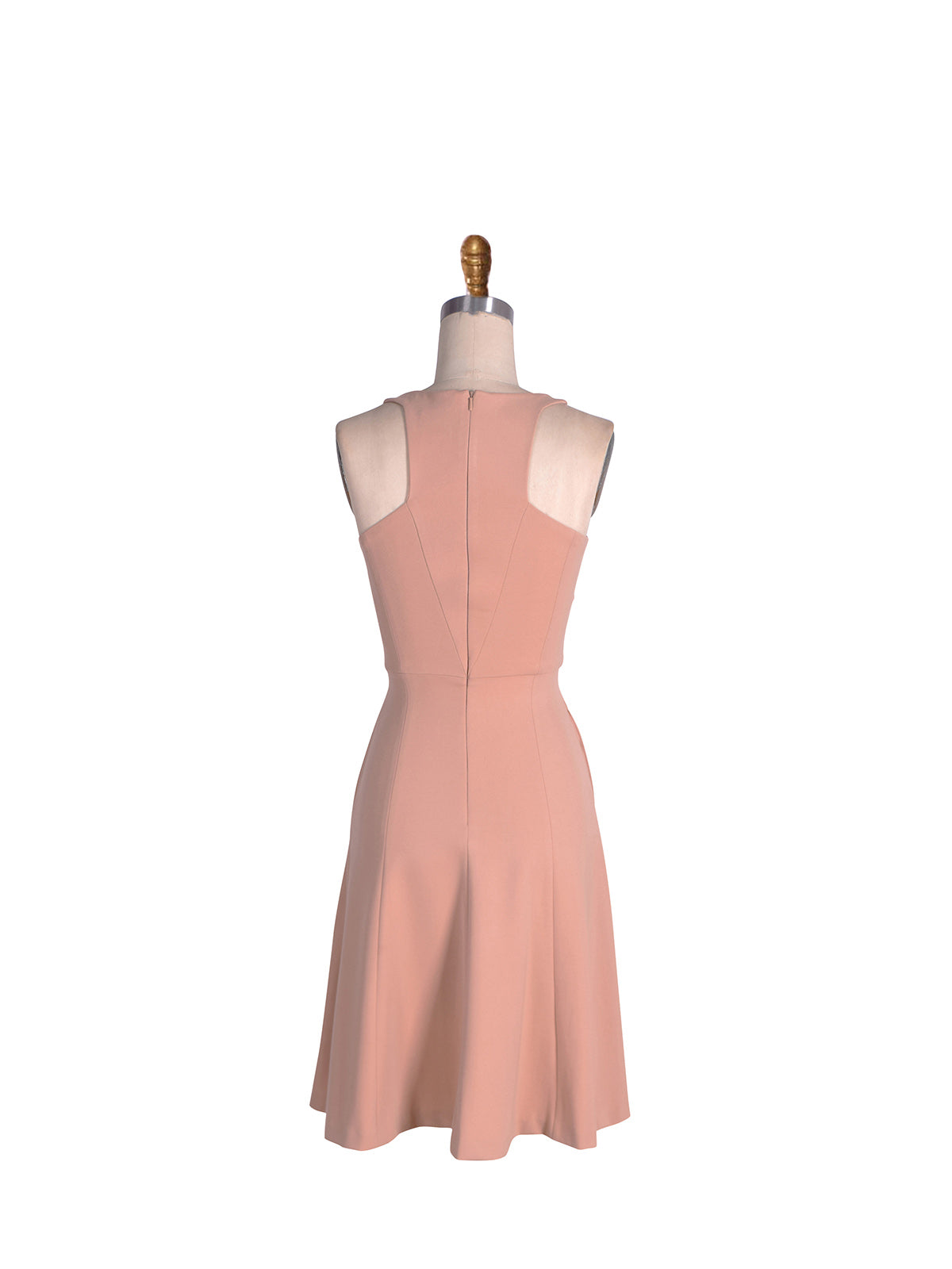 Stella Dress - Hazelnut