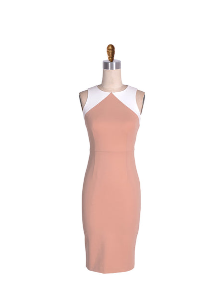Ella Dress - Hazelnut