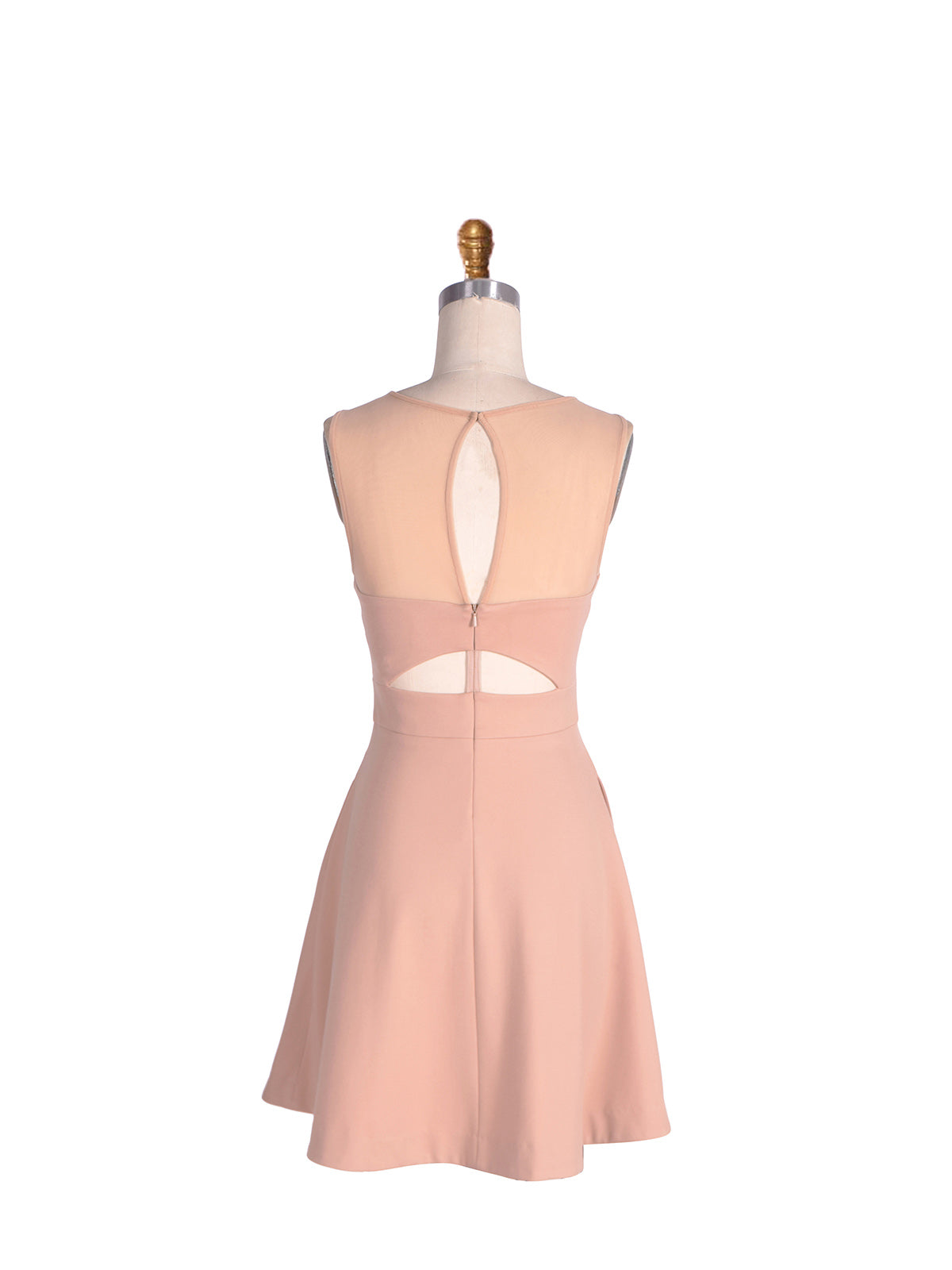 Tiffany Dress - Hazelnut