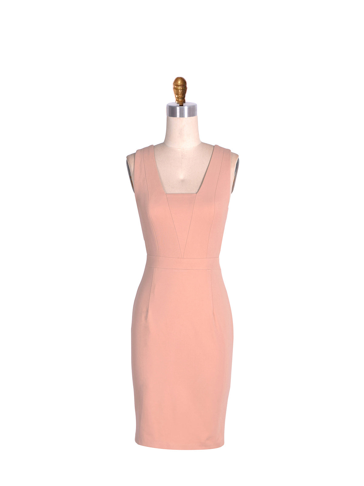 Fiona Dress - Hazelnut