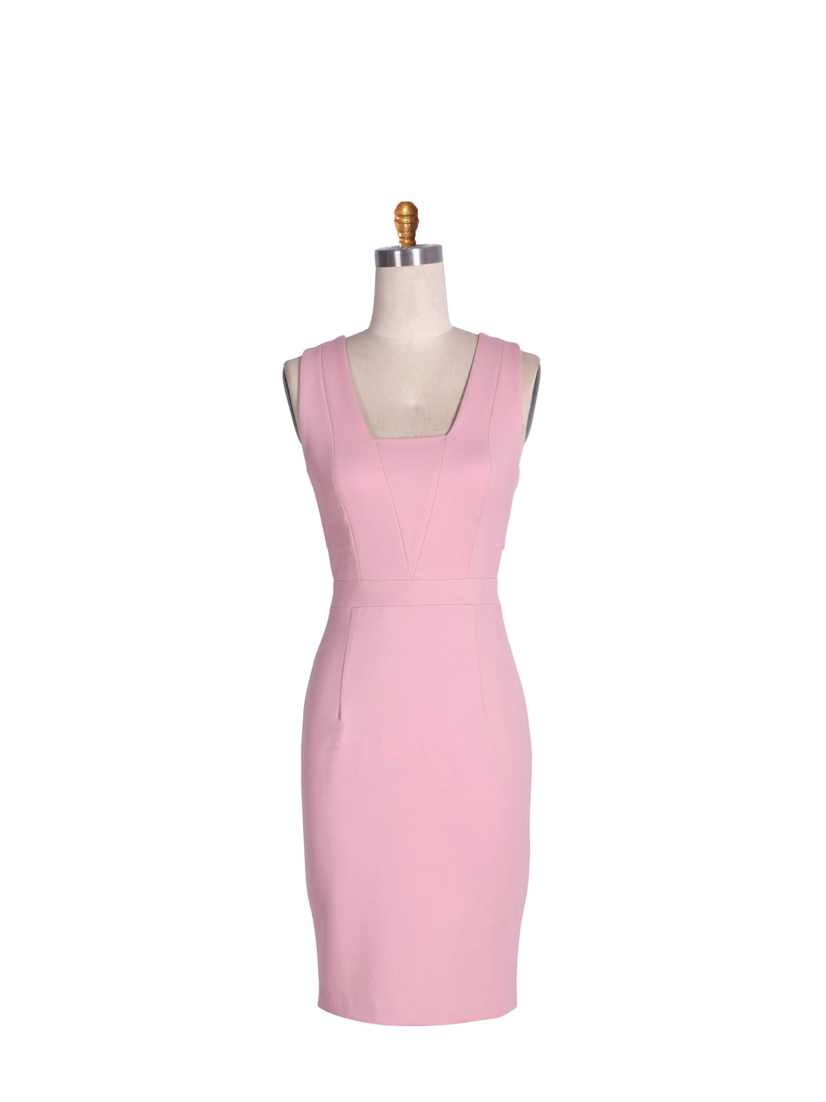Fiona Dress - Blush