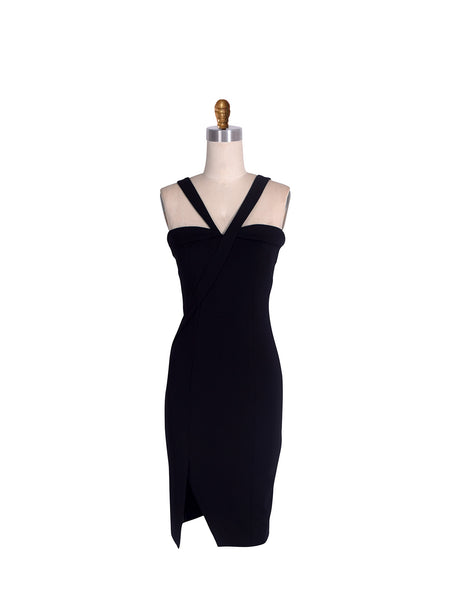 Angelina Dress - Black