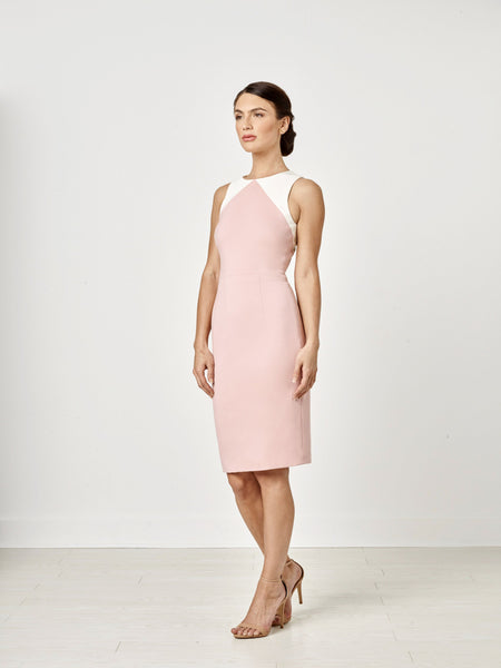 Ella Dress - Blush