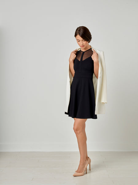 Tiffany Dress - Black