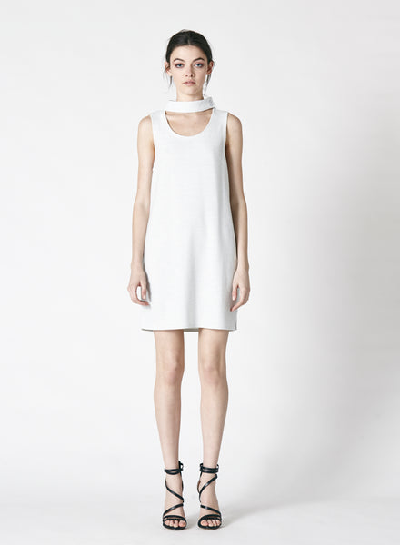 ODYSSEY DRESS - WHITE