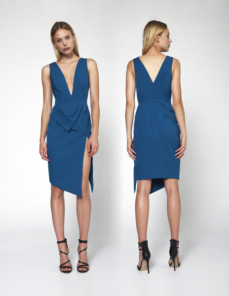 Genevieve Dress Hardrock by Neroli Anonyme