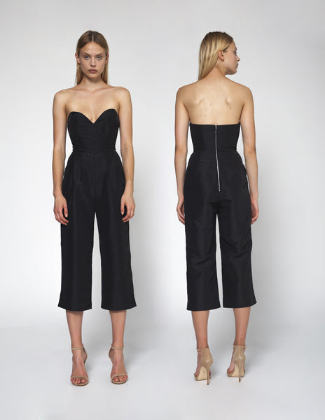 Chloe Jumpsuit Black by Neroli Anonyme