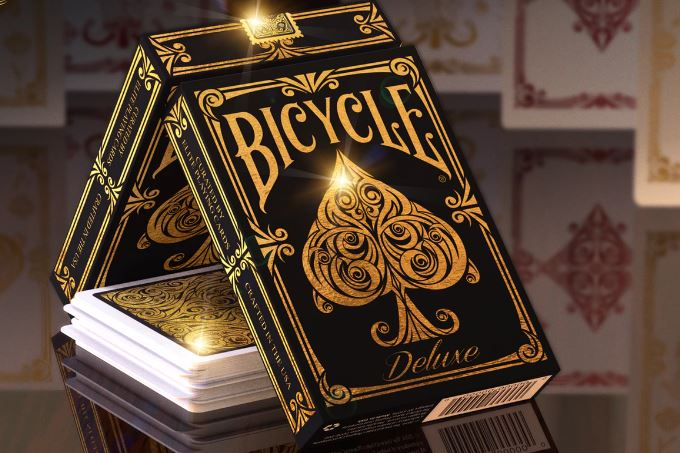 Bicycle Deluxe by Elite Playing Cards at Buyworthy