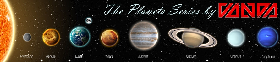 Planets Series Playing Cards by Vanda from Buyworthy