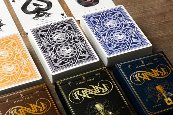 RAVN Sol Mani Eclipse Playing Cards at Buyworthy
