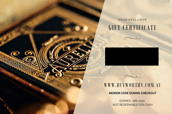 Buyworthy Gift Certificate