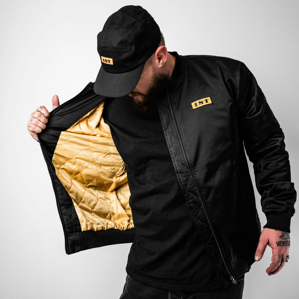1st Bomber Jacket by Chris Ramsay Limited Edition Size Medium In-Stock
