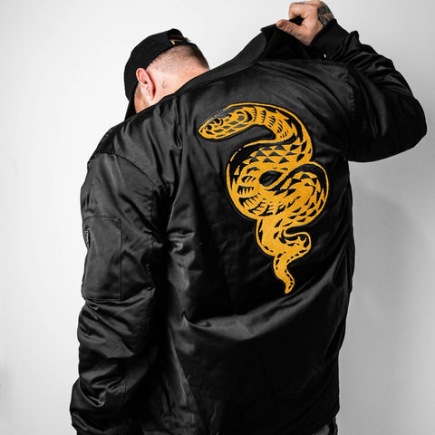 1st Bomber Jacket by Chris Ramsay Limited Edition Size X-Large In-Stock