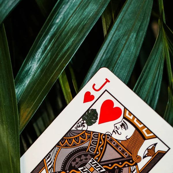 1st Playing Cards V3 by Chris Ramsay Bermuda Themed ~ Signed Edition
